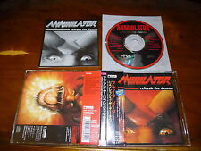 Annihilator / Refresh the Demon JAPAN+1 APCY-8319 A9