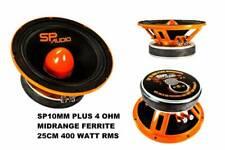 """MIDRANGE WOOFER SP AUDIO SPAUDIO SP10MM PLUS 25CM/10"""" 400W RMS SPL 1PZ. 8 KG.!"""