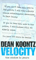 Velocity by Dean Koontz (Paperback) Value Guaranteed from eBay's biggest seller!