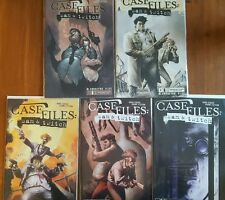 Image Comics Casefiles: Sam & Twitch issues 7, 8, 10, 11, 12