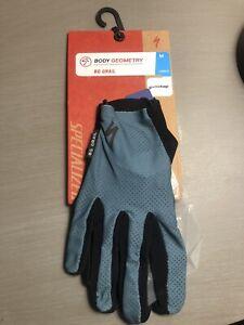 Specialized BG Grail Glove LF Dusty Turqoise Medium Mens Cycling MTB