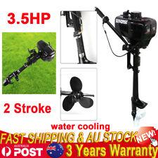 3.5HP 2 Stroke Outboard Engine Boat Engine Motor Petrol Power Fishing CDI System