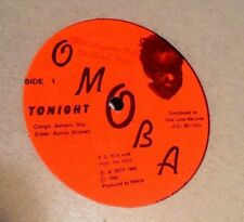 "Tonight / Yes I Do by Sister Bunny Brissette & Congo Ashanti Roy 12"" Lp single"