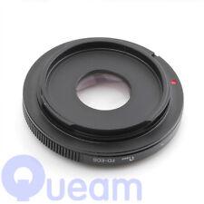 Optique Objectif FD pour Canon EOS Adaptateur 5 DIII 6D 70D 100D 700D 600D 450D 5D Mark IV