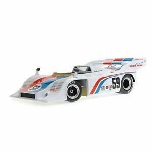 MINICHAMPS PORSCHE 917/10 model race cars CAN AM NURBURGRING Gelo Bosch RC 1:18