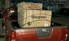 """Cargo Net Bed Tie Down Hooks for NISSAN FRONTIER Mid Size Long Bed 60"""" x 98"""" New"""