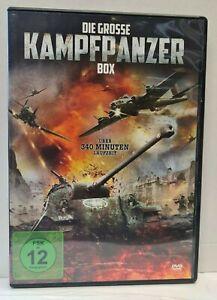 DVD - Die grosse Kampfpanzer Box - FSK 12