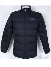 M $225 New Mens Mountain Hardwear Classic Dehydra Down Jacket Black