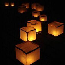 10er Pack Wasserlaterne Gold Wasserlampion Laterne Lampion Hochzeit Party
