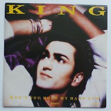 KING Won't you hold my hand now A6094 Discothèque RTL