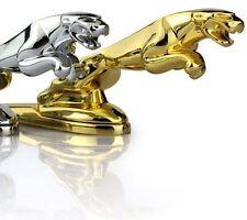 Jaguar Springende Katalysator GOLD Kühlerfigur Emblem S-Type 2.7 D 2.5 V6 03-07