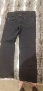 Rag & Bone Black Womens Jeans Size 28 RRP $360