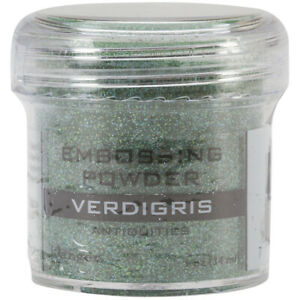 Ranger Embossing Powder-Verdigris, EPJ-37569