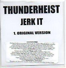 (709B) Thunderheist, Jerk It - DJ CD