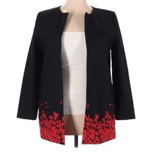 The Limited New with Tag Jacket Blazer 14 Open Front