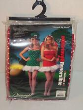Dreamgirl Reversible Costume Cupid Leprechaun 3X 4X Adult Struck By Luck