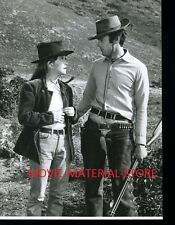 "Clint Eastwood Rawhide Original 7x9"" Photo #L9056"
