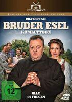 DIETER PFAFF - BRUDER ESEL-KOMPLETTBOX (4 DVDS)  4 DVD NEU