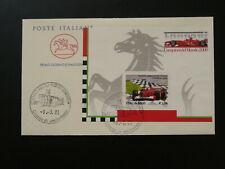 car race auto racing Formula 1 Ferrari world champion FDC 2001 Italy 87688