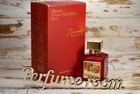 100% Authentic Maison Francis Kurkdjian Paris Baccarat Rouge 540 2.4oz Extrait