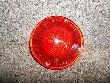 YAMAHA NOS OEM RED REAR BLINKER FLASHER LENS 341-83332-70-00 1974-1977 DT RD TX