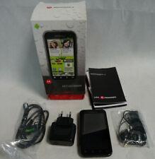 Motorola DEFY + MB526 - Aktualisiert - Motodefy + - Tiptop in OVP mit Zub.