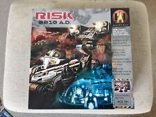 Risk 2210 AD Board Game (Avalon Hill)