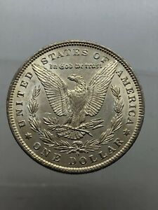 America - United States 1$ Dollar Morgan Dollar 1884 Mint New Orleans Tema Qfdc