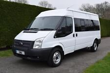 Ford MWB Commercial Vans & Pickups with Alarm