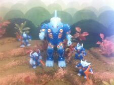Battle Beasts Laser Beasts Coral Reefer Army lot of 10+Submarauder American made