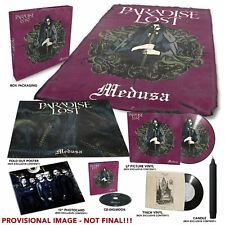 Paradise Lost - Medusa  (Box-Set) CD + LP + Single + Poster usw. - neu und ovp