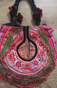 Hmong Beaded/ Emb Bags