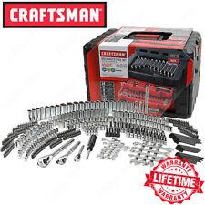 Craftsman 450-Piece Mechanics Tool Set, Ratchet Socket Hand Wrench Toolset