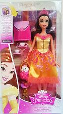 DISNEY PRINCESS ROYAL celebrazioni Belle Doll