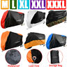 NEVERLAND M-XXXL Motorcycle Cover Waterproof Motorbike Scooter Rain UV Protector
