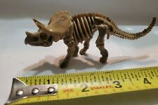"Dinosaur Action Figure Toy  Skeleton Educational Collectible 5.5"" long"