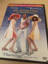 The Young Girls of Rochefort (DVD, 2002) Mint Disc!•No Scratches!•Out-of-Print!