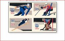 USA1795 Winter Olympics 4 pcs.