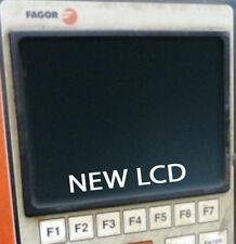 LCD monitor upgrade for 10-inch Fagor 8055 with Cable Kit