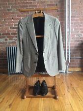Bottega Veneta Men's Slim Cut Suit Sz 50 EU Made in Italy