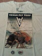 VENUS FLY TRAP-METAMORPHOSIS-T SHIRT(LARGE)+2xBADGES