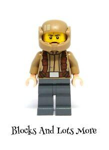 Lego Star Wars - Resistance Trooper Figure From 75131 Battle Pack Set SW0697