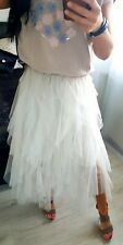 NEW Fashion Women's Ladies Girls long TULLE Skirt Casual Party ONE size