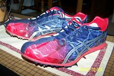 Asics track and field spike shoes Gun Lap G303N size 10