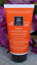 Apivita  shine & revitalizing conditioner 150 ml. Orange & honey.