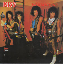 "KISS "" WAR MACHINE, 2 CD'S """