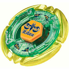 Special Edition GOLD Flame Libra WBBA Beyblade - USA SELLER! FREE SHIP!