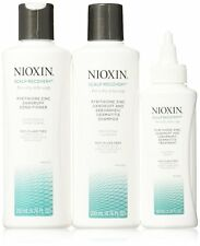 Nioxin Scalp Recovery Kit Medicated Cleanser / Conditioner / Serum Dandruff Itch