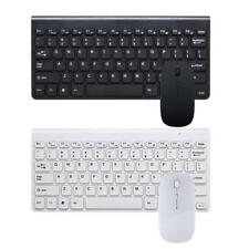 Mini 2.4G Wireless Portable Keyboard USB Receiver with Touchpad for PC Smart TV