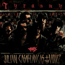 Julian Casablancas + The Voidz : Tyranny CD (2014) Expertly Refurbished Product
